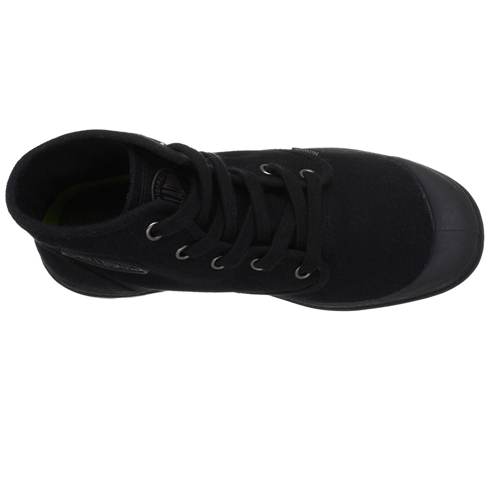 Palladium-Damen-Stiefeletten-Stiefel-Pampa-Hi-Top-Damen-Canvas-Sneaker-Wanderschuhe Indexbild 7