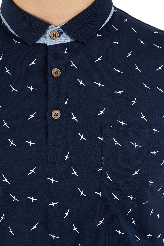 Brave-Soul-Mens-Casual-Summer-Polo-Shirts-Designer-Stylish-Short-Sleeve-Tops thumbnail 10