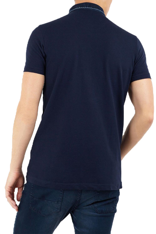 Brave-Soul-Mens-Casual-Summer-Polo-Shirts-Designer-Stylish-Short-Sleeve-Tops thumbnail 3