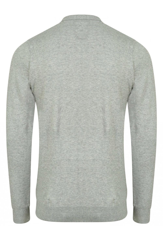 Kensington-Eastside-Cristian-Mens-Polo-Neck-Jumper-Soft-Cotton-Long-Sleeved-Top