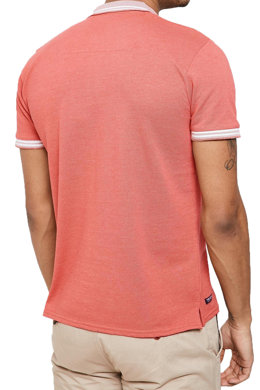 Threadbare-Mens-Warsaw-Polo-Shirt-Designer-Collared-Contrast-Trim-Pique-T-Shirt thumbnail 13
