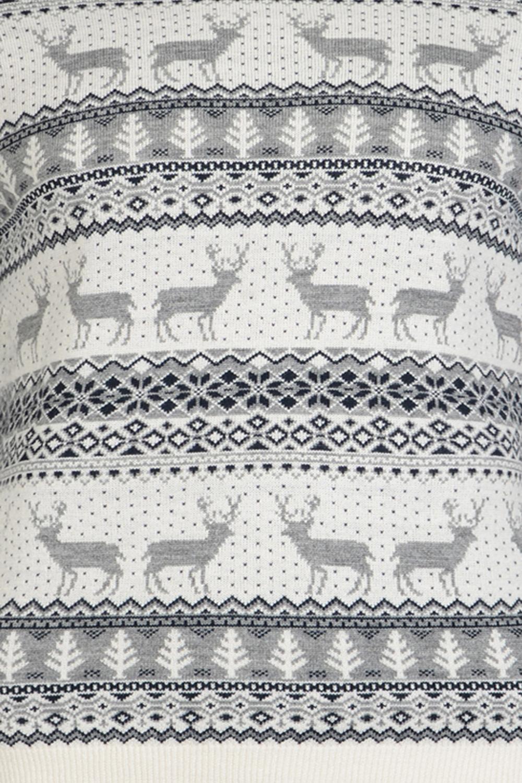 Threadbare Adults Designer Novelty Joke Festive Funny Knitted Christmas Jumper