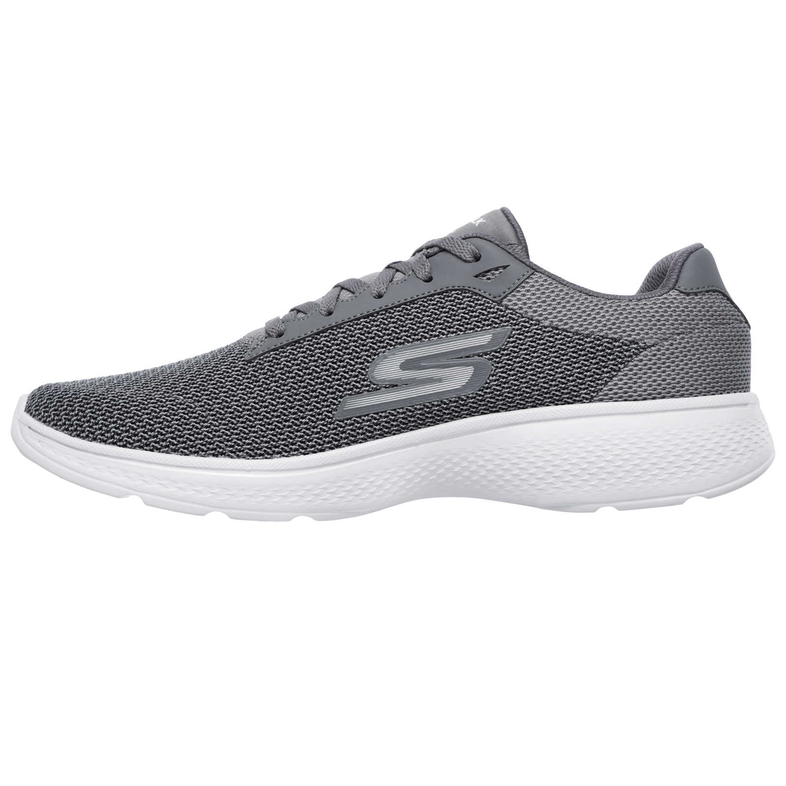 Carb Noble Up Espuma Skechers Zapatos Memoria Go Lace Walk 4 Designer Malla Entrenadores Mens xCXCqFO