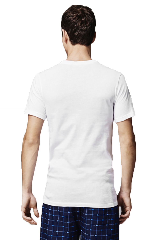 $0 Free Ship Tommy Hilfiger homme à encolure ras-du-cou à manches courtes Logo Tee T-Shirt