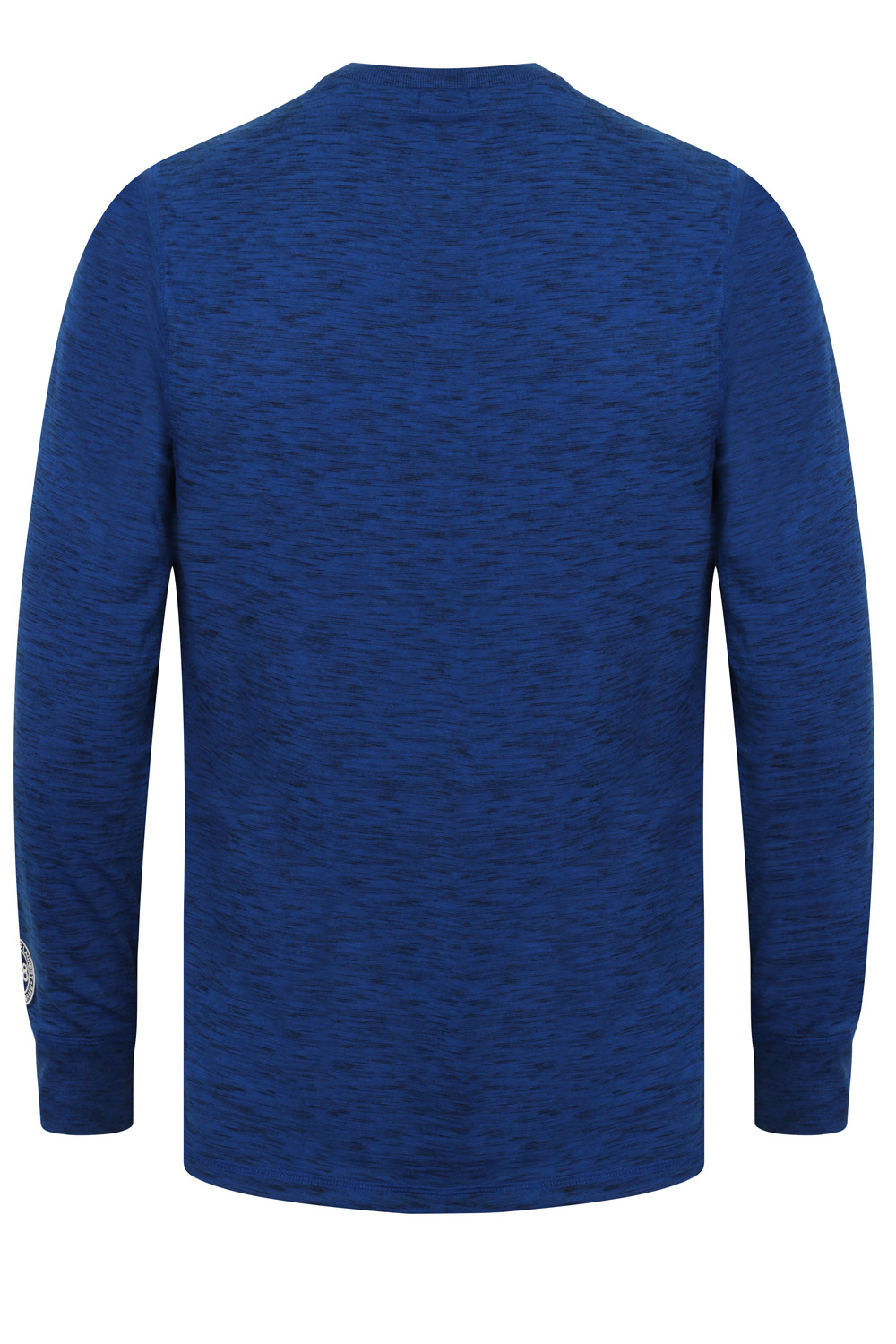 Tokyo Laundry Mens Harper Cove Long Sleeve Top Injection Dye Jersey T-Shirt