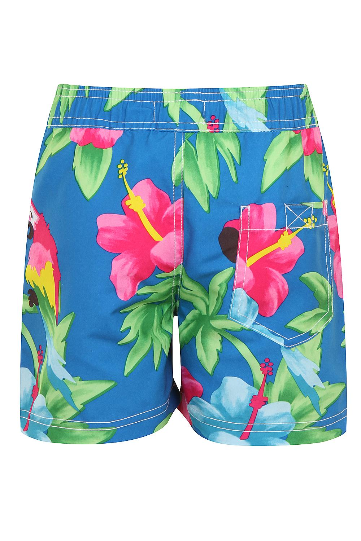 miniatura 19 - Nifty Bambini Ragazzi Stampa Nuoto Pantaloncini Estate Spiaggia Hawaiana Surf BAULI