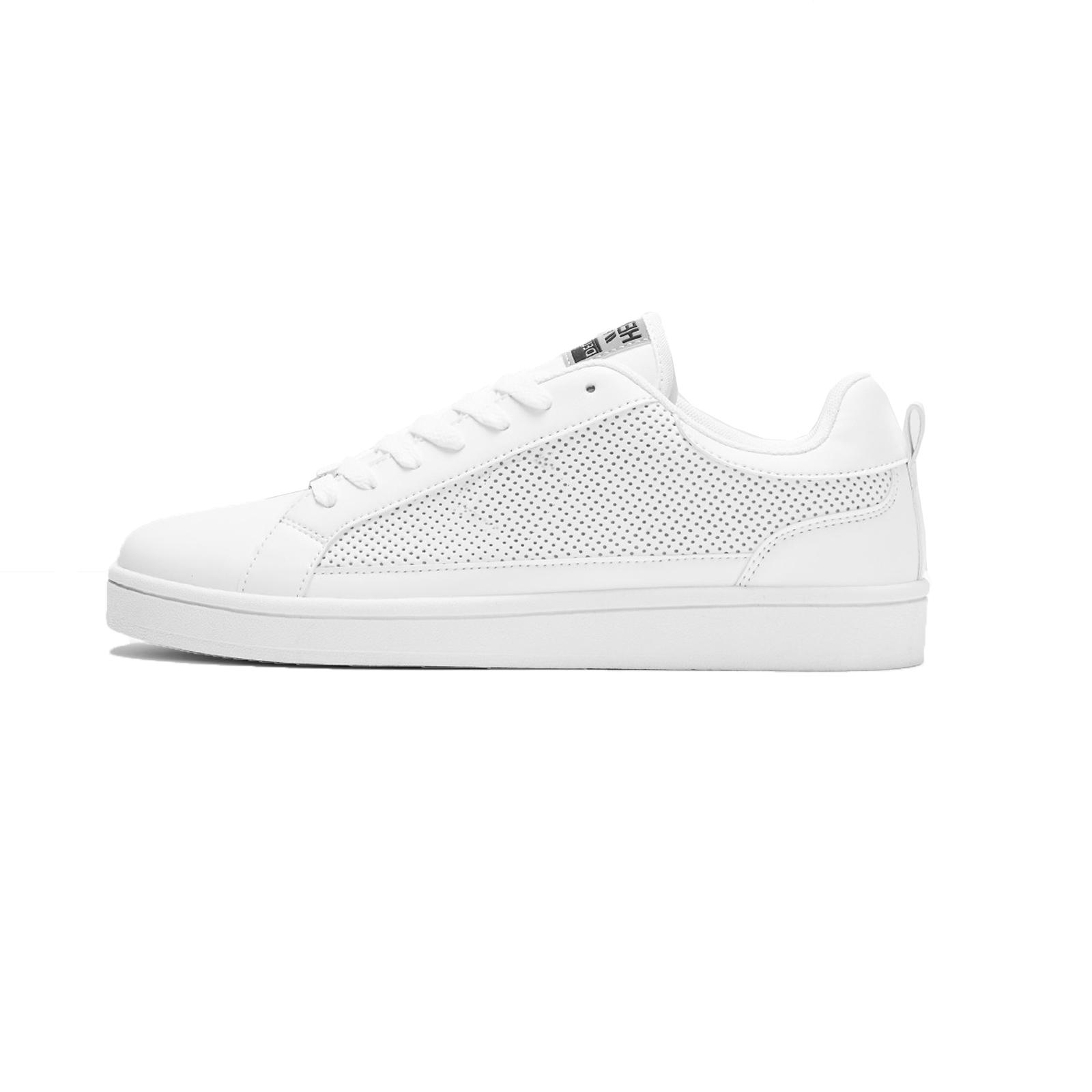 Henleys-Para-hombre-Drexel-Cupsole-Con-Cordones-Zapatillas-Bajo-Top-Zapatos-Zapatos-De-Salon-Casual miniatura 15