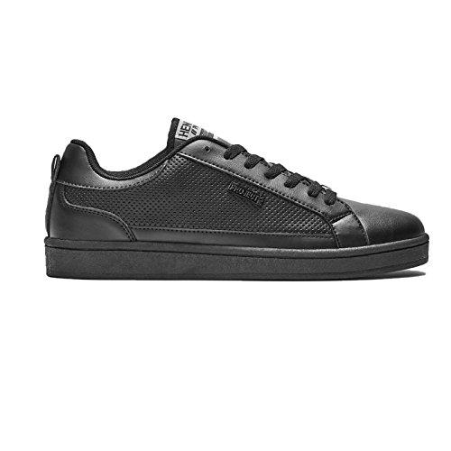 Henleys-Para-hombre-Drexel-Cupsole-Con-Cordones-Zapatillas-Bajo-Top-Zapatos-Zapatos-De-Salon-Casual miniatura 4