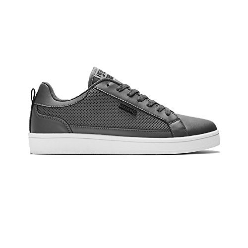 Henleys-Para-hombre-Drexel-Cupsole-Con-Cordones-Zapatillas-Bajo-Top-Zapatos-Zapatos-De-Salon-Casual miniatura 8