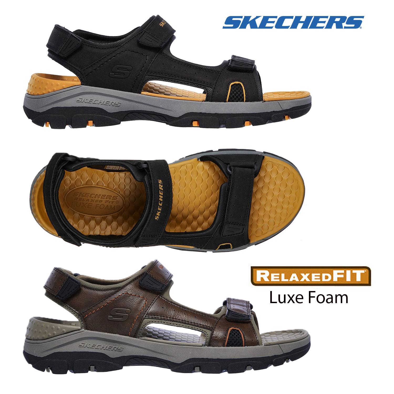 Skechers Mens Relaxed Fit Tresmen