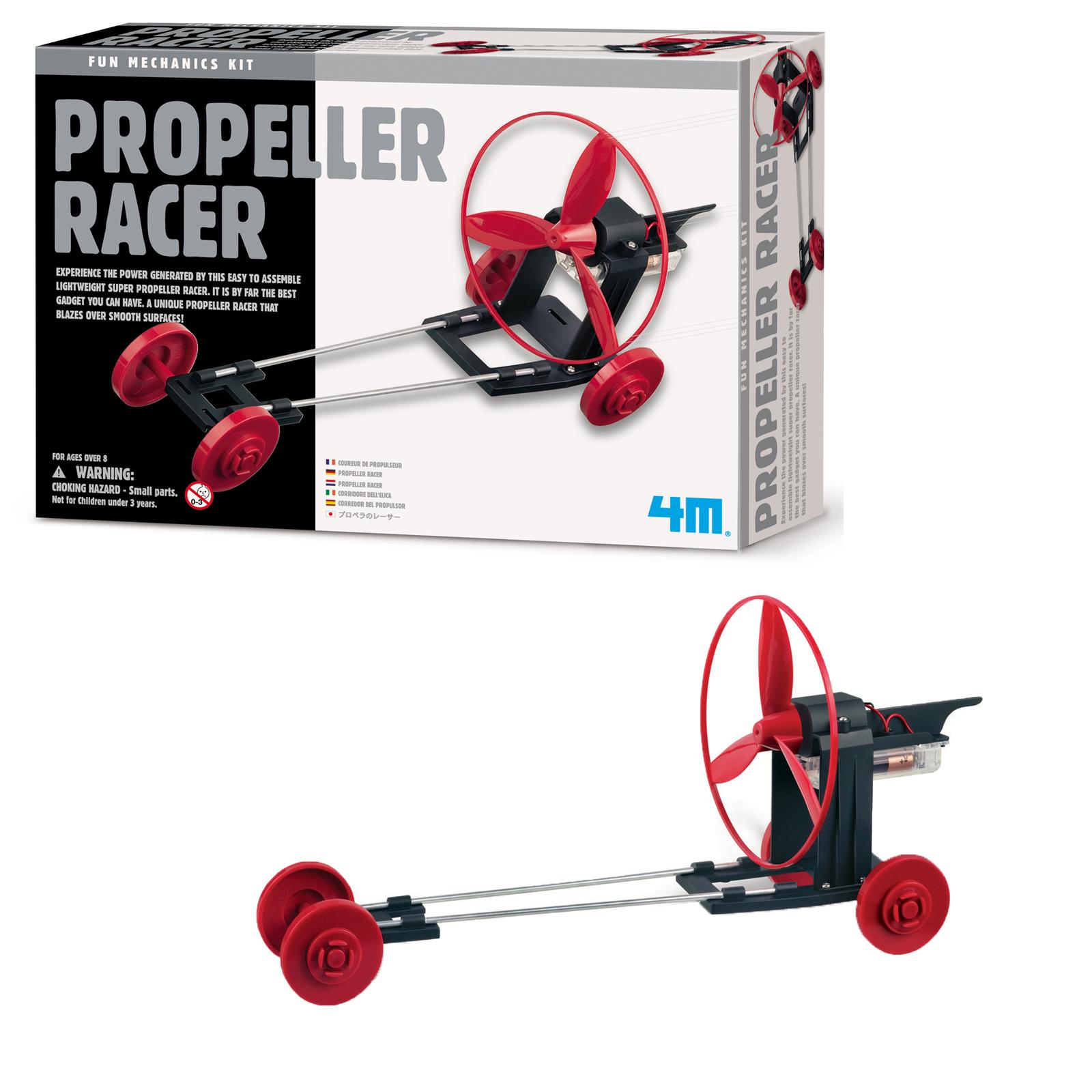 4M Propeller Racer