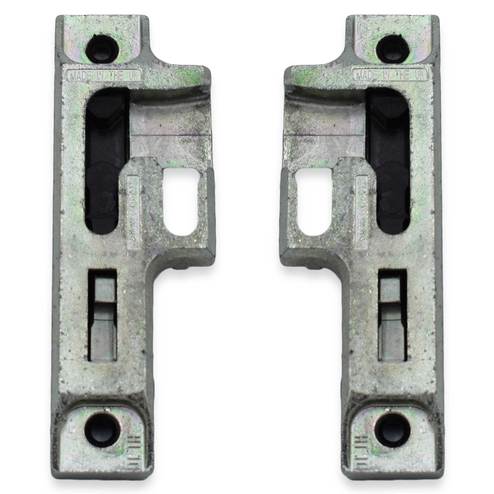 6 x Locksmiths tools for upvc door locks 1st P/&P