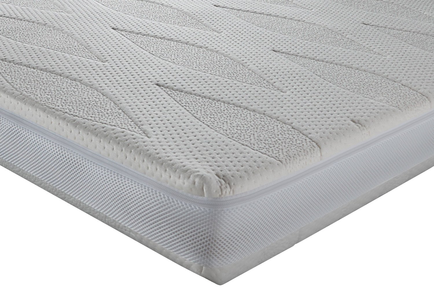 quite nice dde23 a027e Details about Dormeo Octaspring Classic 7cm Memory Foam Mattress Topper,  King 5FT