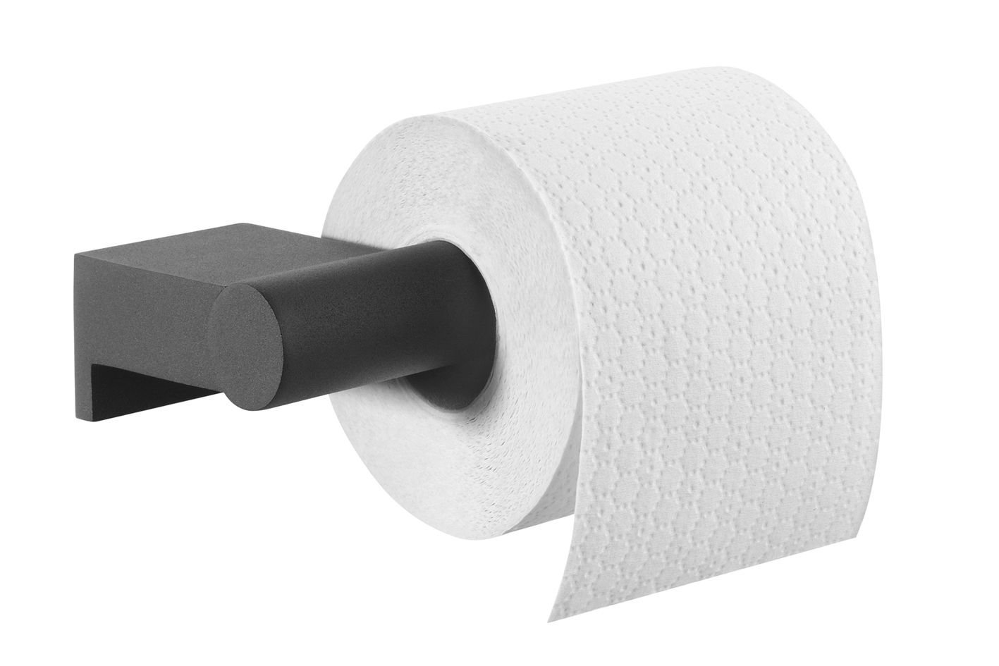 Tiger Toilet Accessoires : Tiger toilet paper holder tiger bold steel black ebay