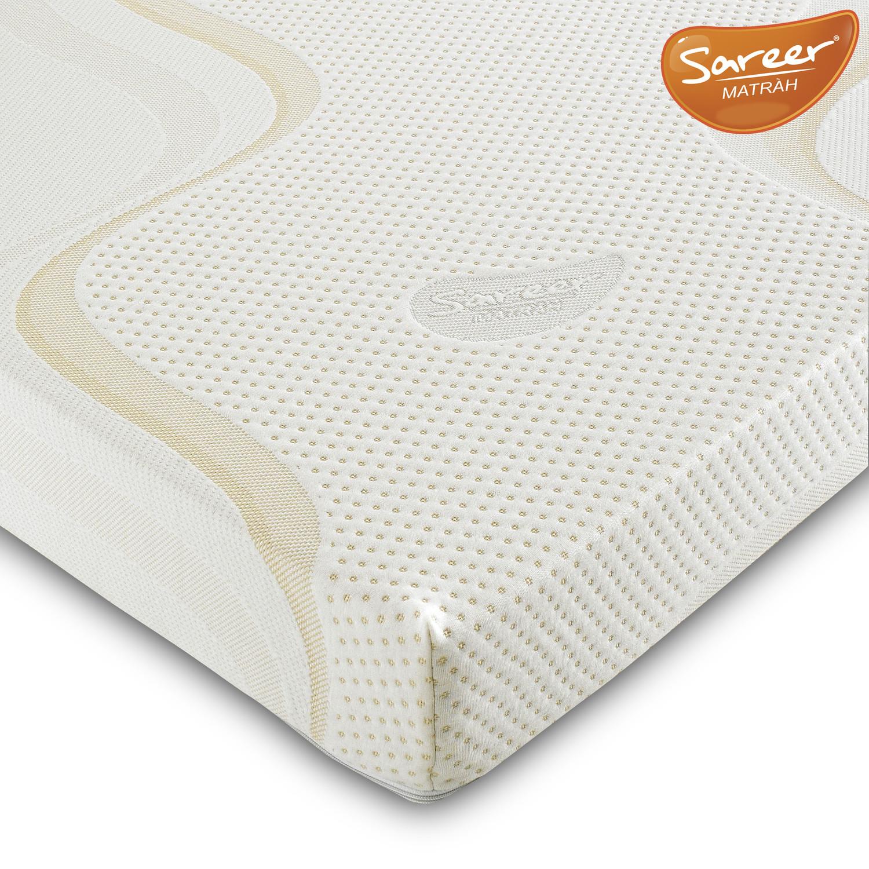 sareer matrah reflex plus orthopedic mattress 4 6ft double size