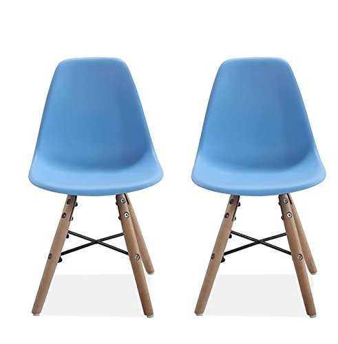 Super Details About House Additions Octal Kids Chairs Plastic Soft Blue Set Of 2 Pair Interior Design Ideas Gentotryabchikinfo
