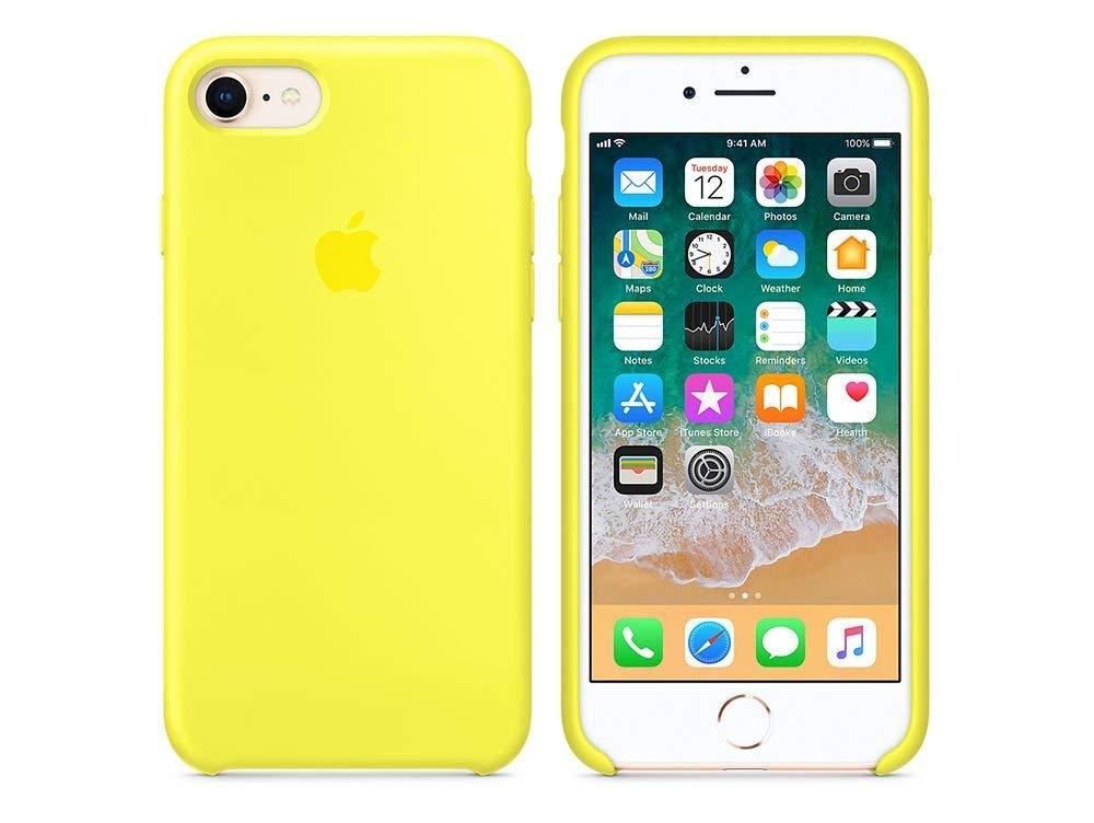 custodia iphone 8 silicone