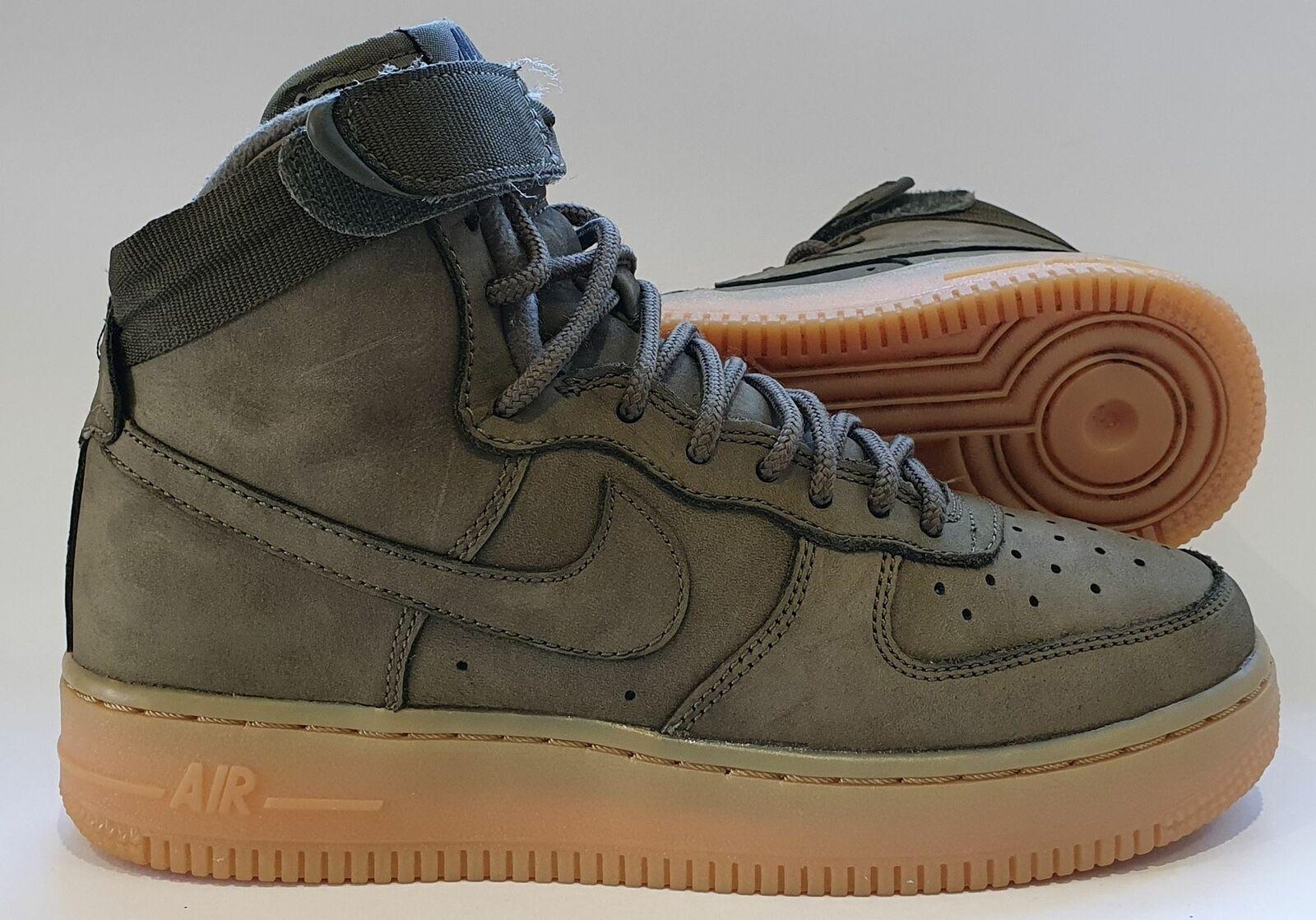 Nike AIR Force 1 High WB (GS) 'Dark Green' 922066 202