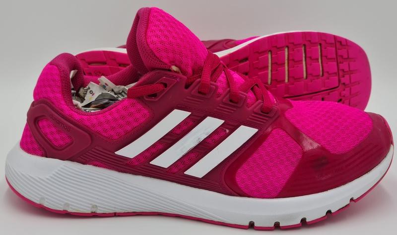 Adidas Core Duramo 8 Cloudfoam Trainers BB4669 Pink/White UK7.5 ...
