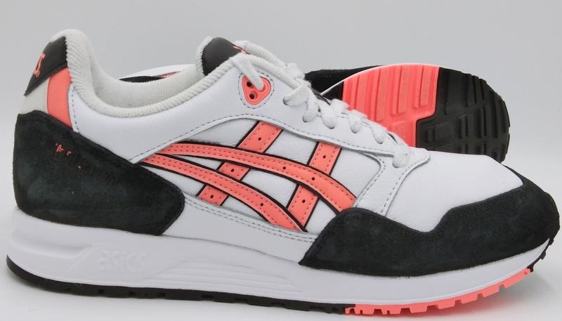 Asics Gel Saga Leather/Suede Trainers
