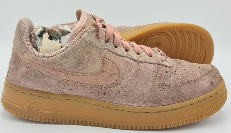 Nike Air Force 1 Suede Trainers