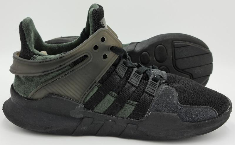 apasionado quemar Generalmente  Adidas Originals EQT Support Advance Trainers Triple Black BB0238  UK5/US5.5/EU38 889766537742 | eBay