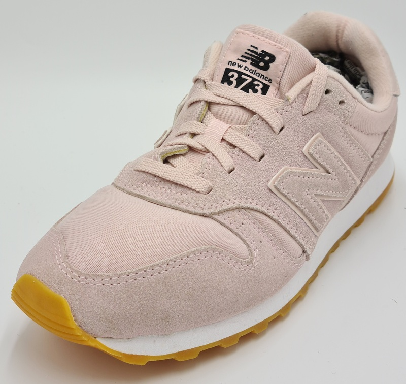 New Balance 373 Trainers WL373PP Pink/Suede/Gum Sole UK7/US9/EU40 ...