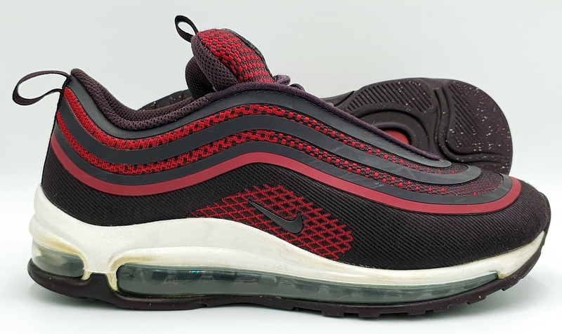 Nike Air Max 97 Ultra 17 GS Trainers 917998 600 Noble