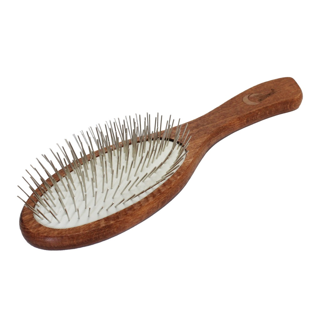 styling hair brushes salon professional wooden antistatic hairdressing styling 5178