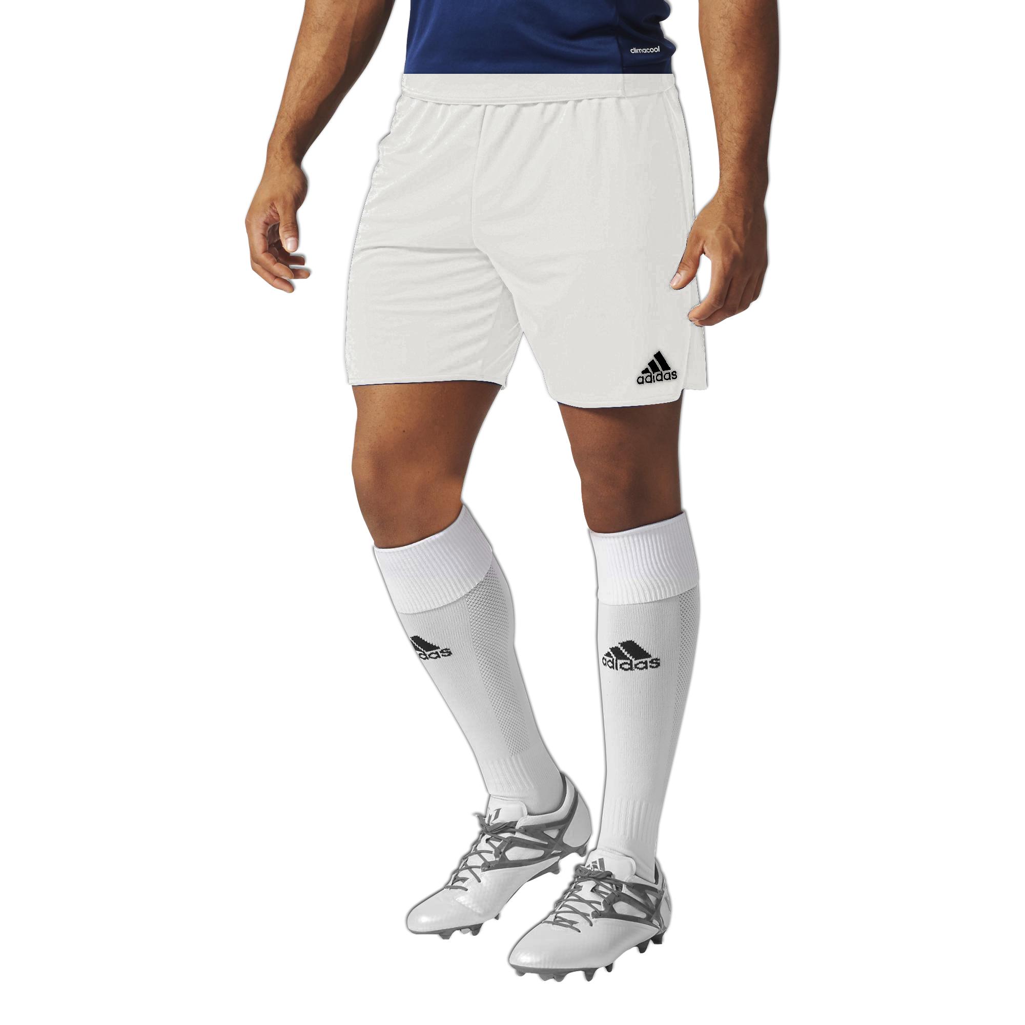 adidas-Men-039-s-Parma-Football-Training-Team-Wear-Shorts-Sport-Casual-Gym-B-Grade thumbnail 14