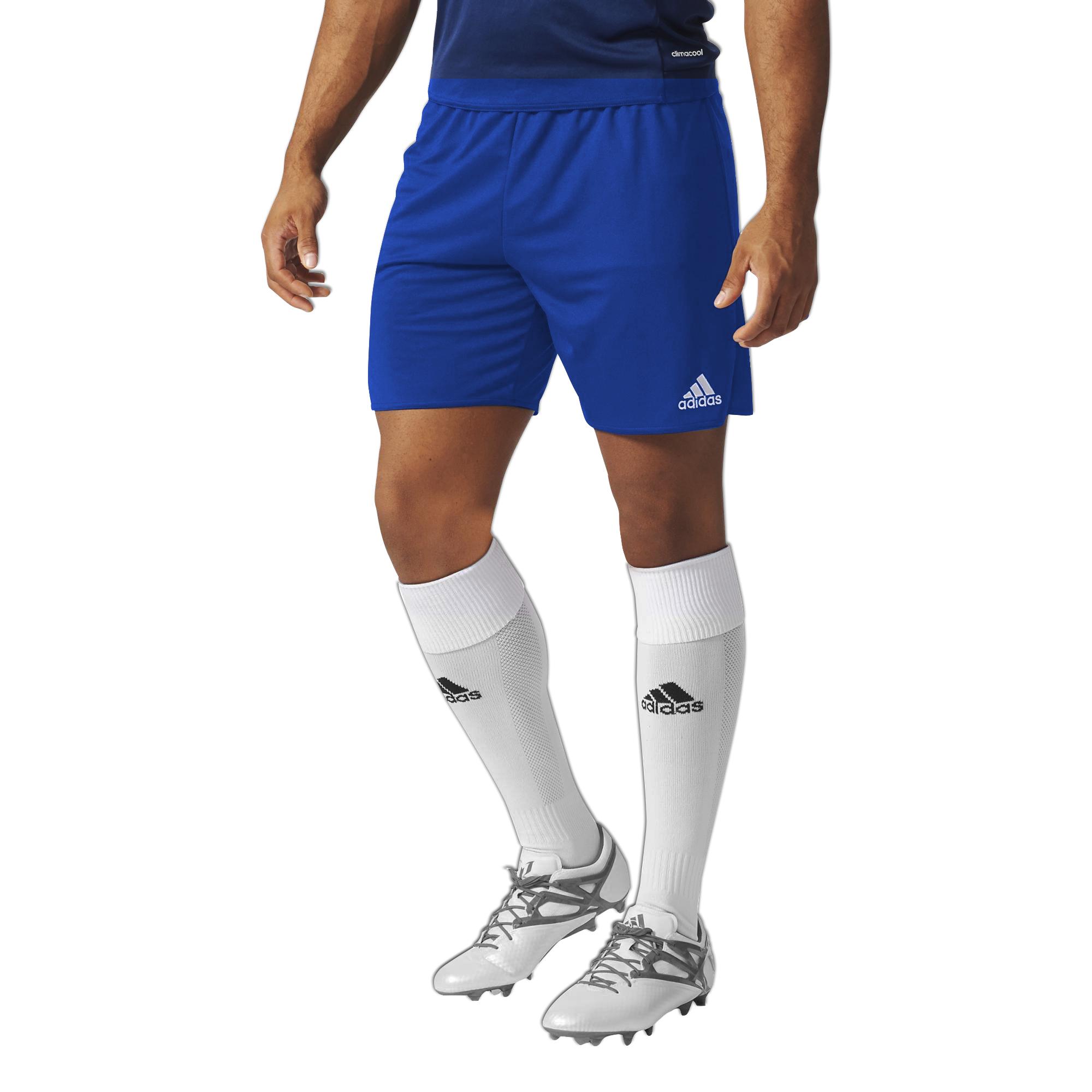 adidas-Men-039-s-Parma-Football-Training-Team-Wear-Shorts-Sport-Casual-Gym-B-Grade thumbnail 10