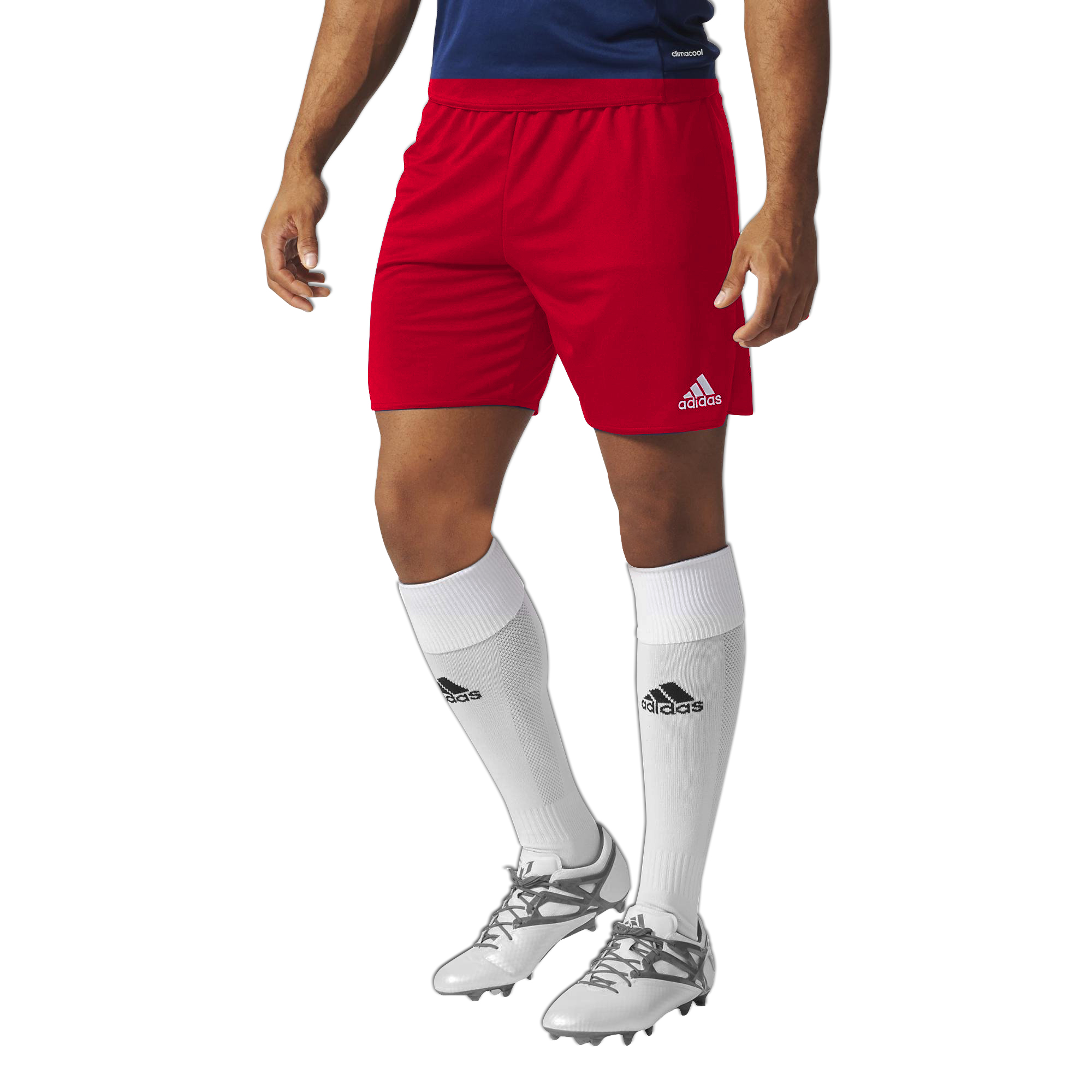 adidas-Men-039-s-Parma-Football-Training-Team-Wear-Shorts-Sport-Casual-Gym-B-Grade thumbnail 6