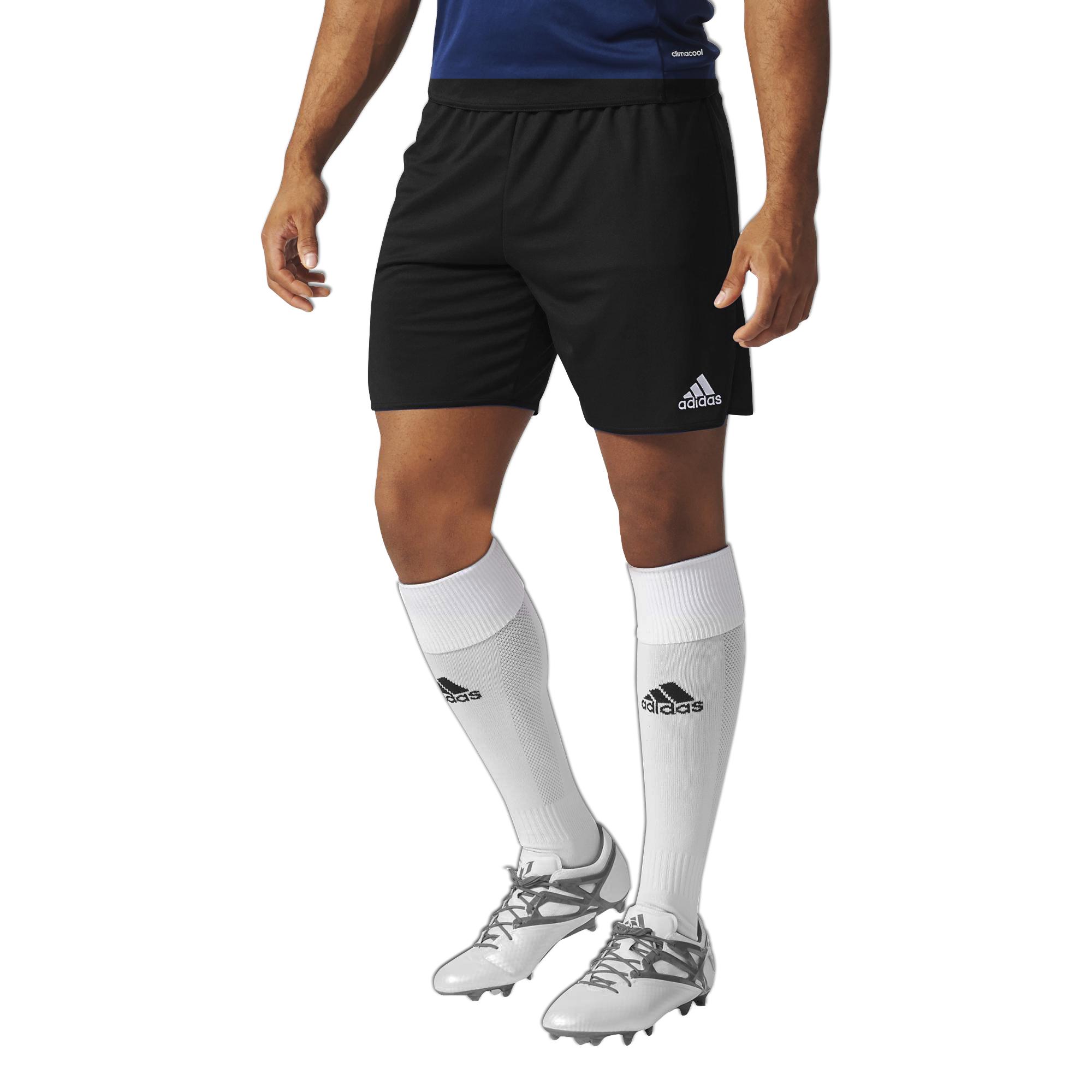 adidas-Men-039-s-Parma-Football-Training-Team-Wear-Shorts-Sport-Casual-Gym-B-Grade thumbnail 12