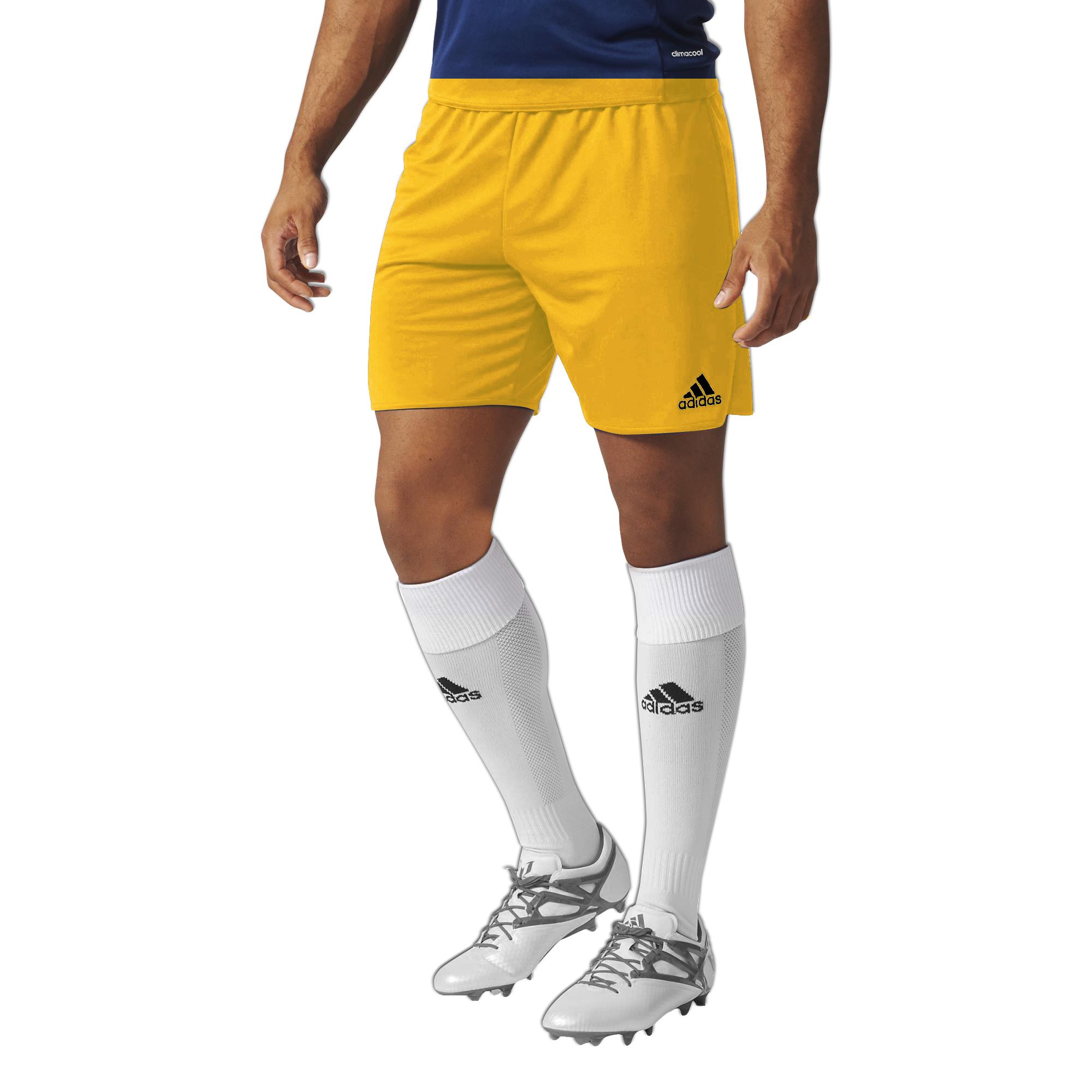 adidas-Men-039-s-Parma-Football-Training-Team-Wear-Shorts-Sport-Casual-Gym-B-Grade thumbnail 8