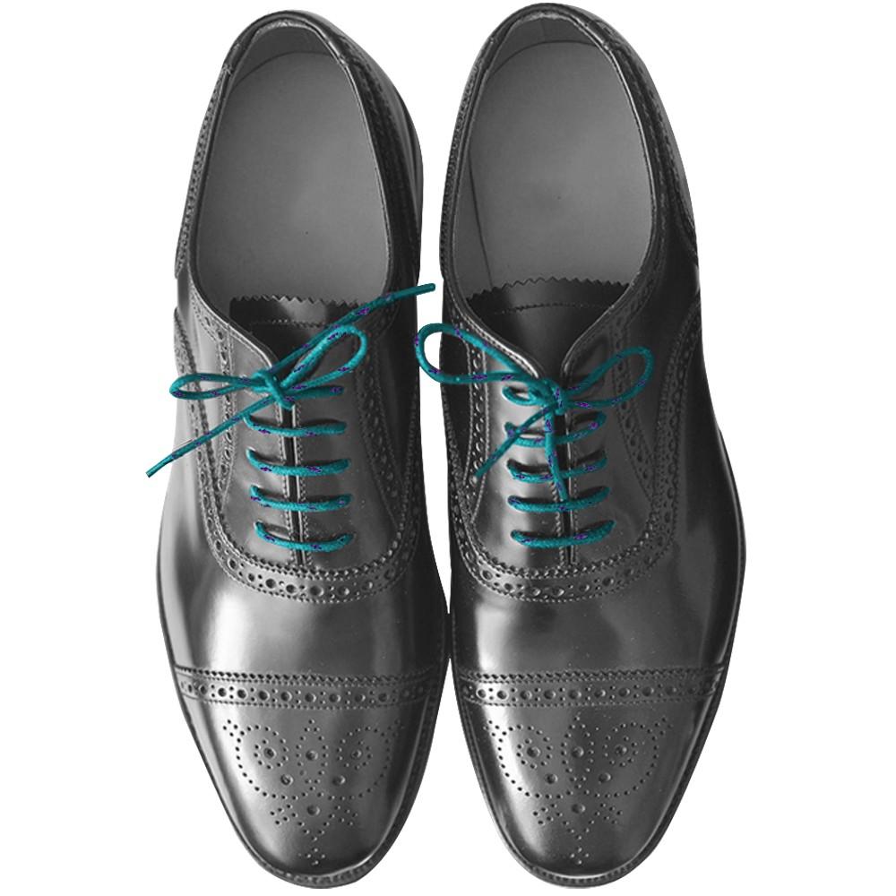 Waxed Round Shoe Laces Uk