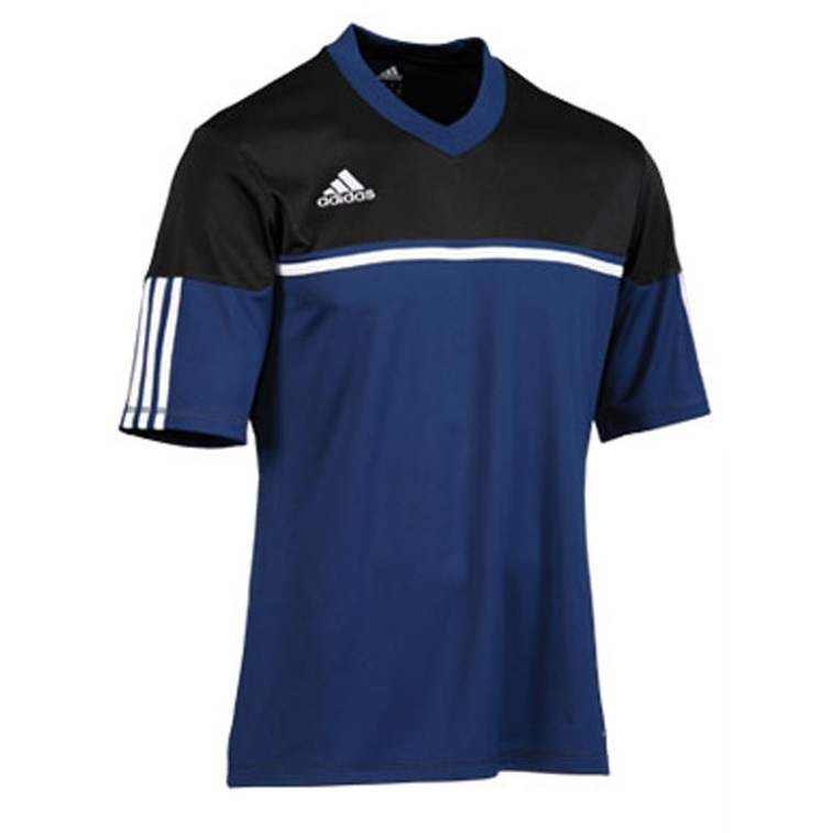 Adidas climalite mens autheno football training top jersey for Best mens sport shirts