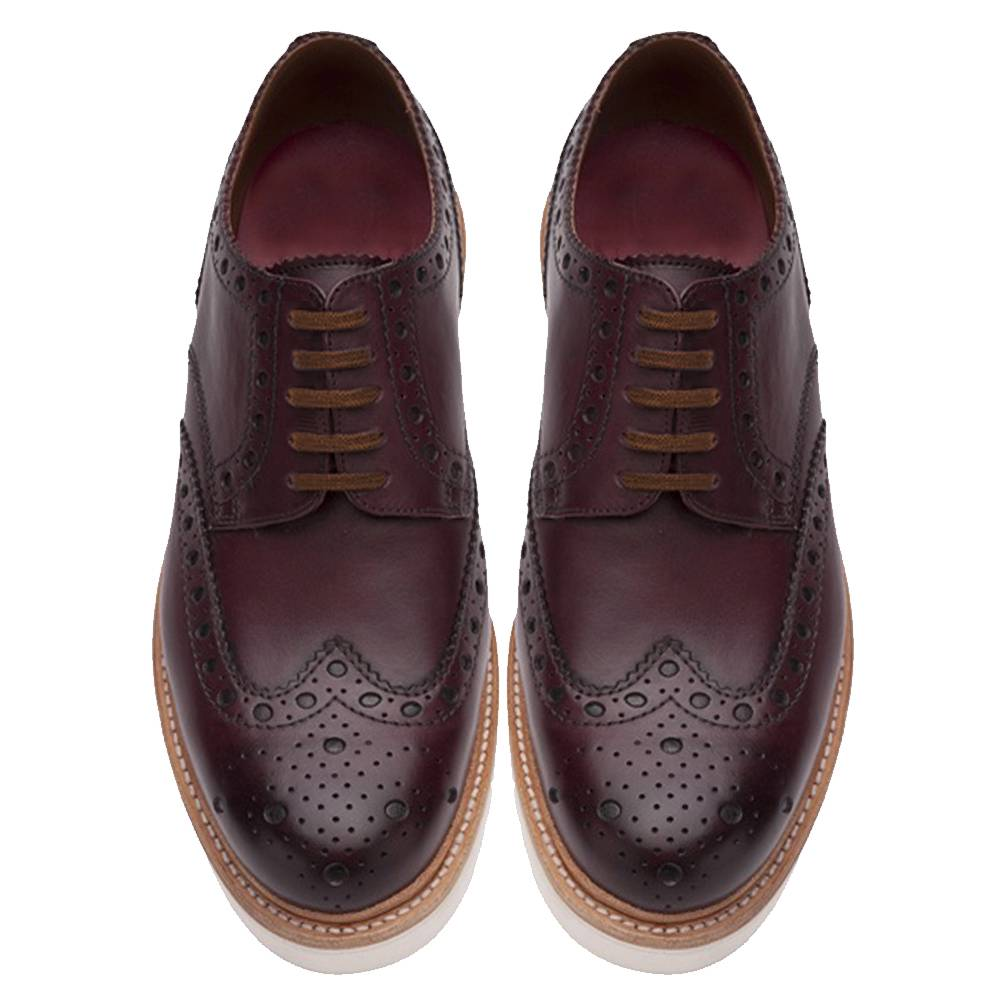 Dress Shoe Laces Waxed