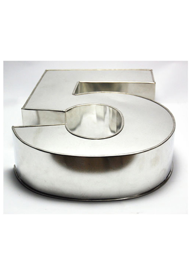 Numeral Cake Pans