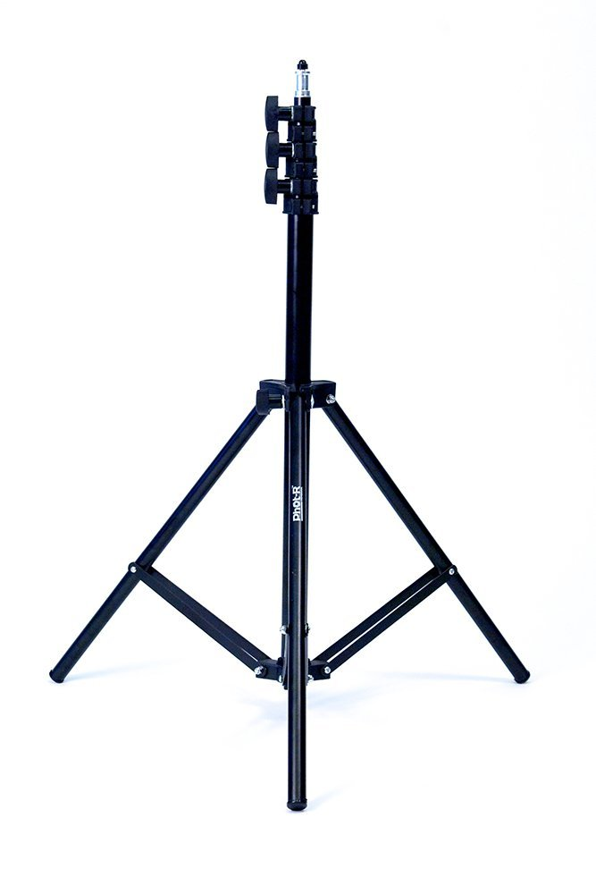 Fot-R 3 X 2m Pro Ajustable Nano Suave Caja Foto Studio Kit de Trípode Soporte de Luz