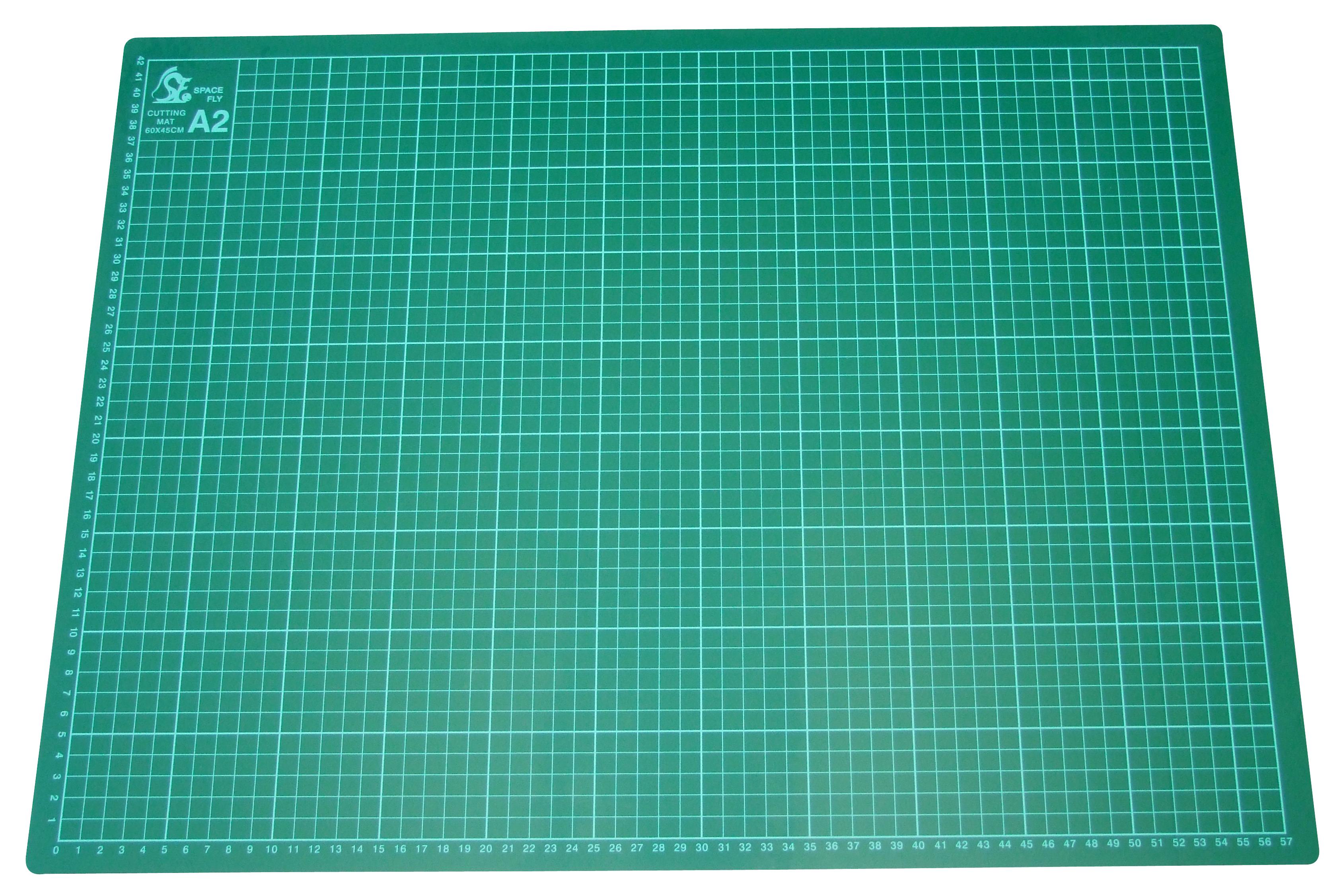 A1 A2 A3 A4 A5 Cutting Mat Non Slip Printed Grid Lines