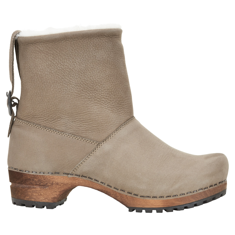 Sanita 'Silkan' Lined Winter Clog Boots